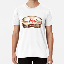 Tim Hortons T Shirt(China)