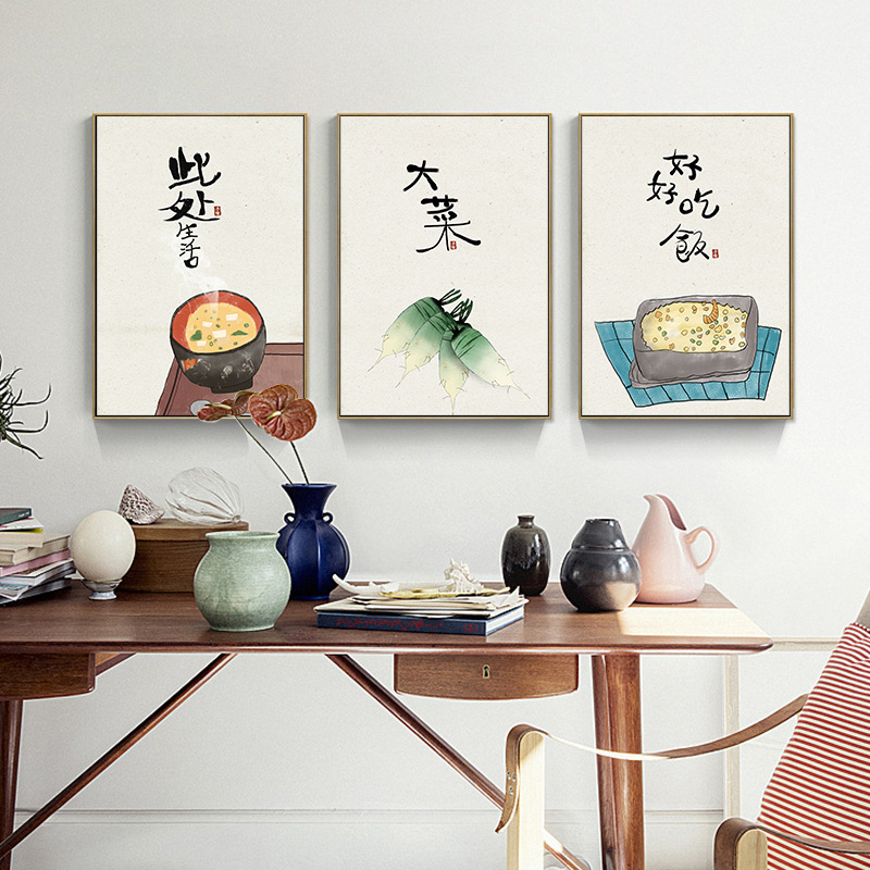 Special Price For Kitchen Decoration Painting Ideas And Get Free Shipping A891
