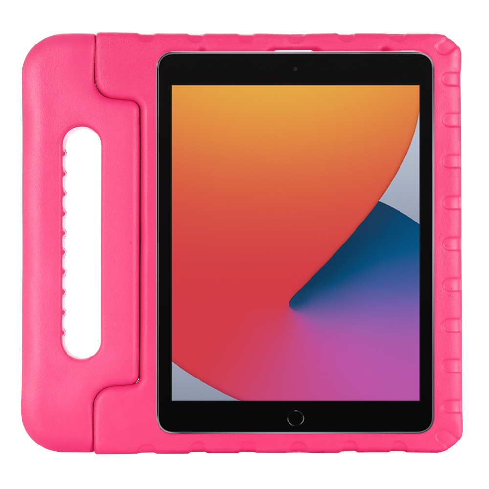 rose red Blue Children Tablet Shockproof Case For iPad 10 2 inch 8th 2020 Silicon Cover For 2020 iPad