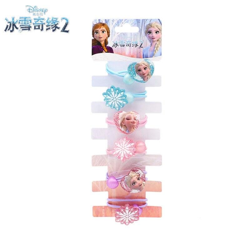 Disney Princess Kids 20 Pieces Hair Clip Accessories Set Carry Bag