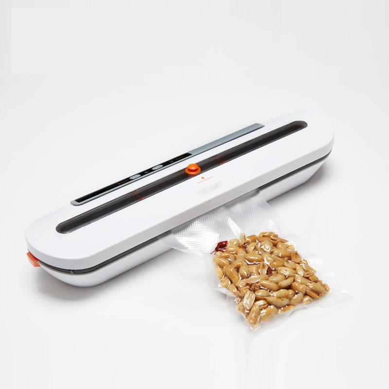 Food Vacuum Sealer Packaging Machine With 10pcs Bags Free Vacuum Food Sealing Machine Vacuum Sealer Packer