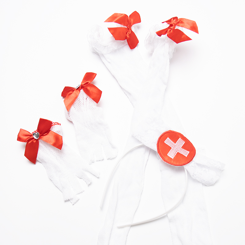He85d1659b53b496f85a7cc9b8958d705h Dress Sexy Nurse Identity V Cosplay Lingerie Women Uniform Set Role-Playing Sex Costumes Surgical Caps Female Nurse Accessories
