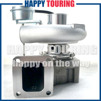 TURBO TD06 Turbocharger For Mitsubishi Fuso Truck Tow motor Forklift 2004 6M60 3AT 49179 02711 49179 02713 ME303063 ME445047