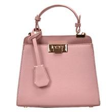 цена на Elegant Female Tote bag 2020 Fashion New High Quality PU Leather Women's Designer Handbag Simple Casual Shoulder Messenger bag