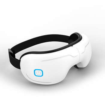 Al Wei Ar-205 Eye Massager Vibration Hot Compress Eyes Beauty Instrument Students White Collar Eye-protection Massage