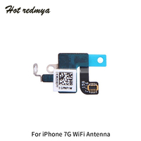 WiFi هوائي إشارة فليكس كابل الشريط استبدال أجزاء آيفون 7 7 جرام هوائي شحن مجاني