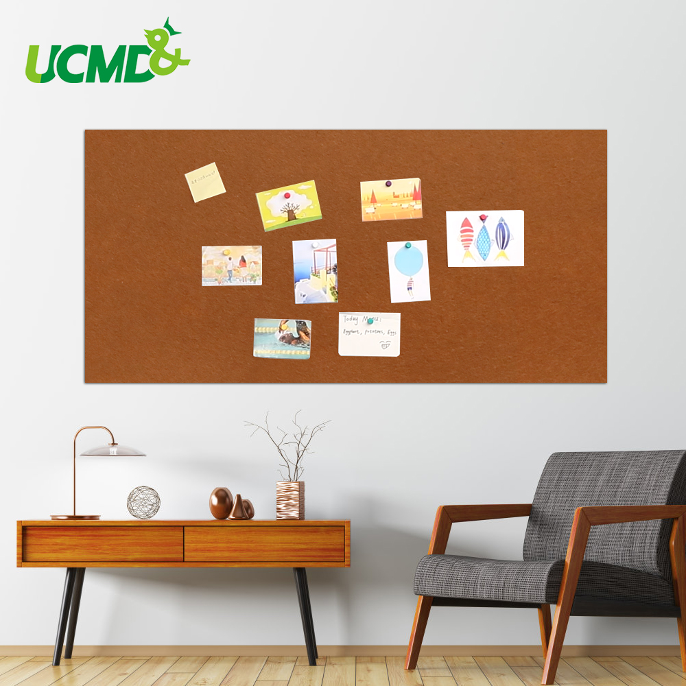 Nordic Style Felt Cloth Message Note Reminder Board Home Decor Office Planner Schedule Photo File Certificate Display Wall Decor