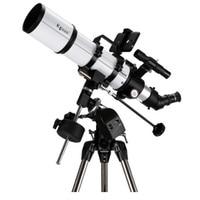 TIANLANG Professional Stargazing 80EQ-1-2 90EQ-1-2 HD Astronomy Telescope Student Adult View Landscape Star Telescope