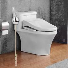 Universal Toilet Flush Tuas Rumah Tangga Kunci Pegangan Aksesoris Autonatic WC Flush(China)