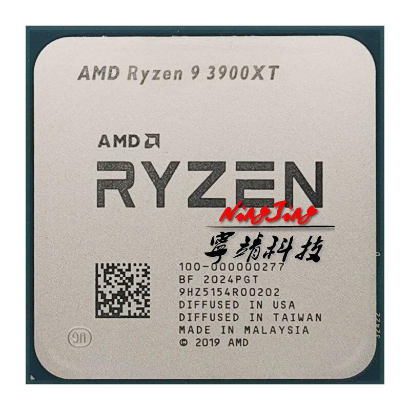 [해외] AMD RYZEN 9 3900XT R9 3.8 GHZ 12 코어 20 스레드 CPU 프로세서 - AMD RYZEN 9 3900XT