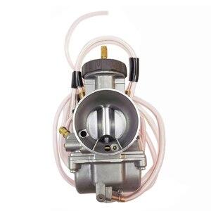 Image 4 - Carburetor For PWK38 PWK 38 Air Striker Carb TRX250R CR KX RM YZ 250