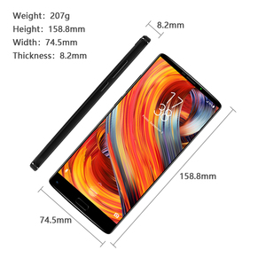 """Image 4 - Global version HOMTOM S9 Plus 18:9 HD+ 5.99"""" Tri bezelless Full Display Cell phone MTK6750T Octa Core 4G+64GB 4G LTE Smartphone"""