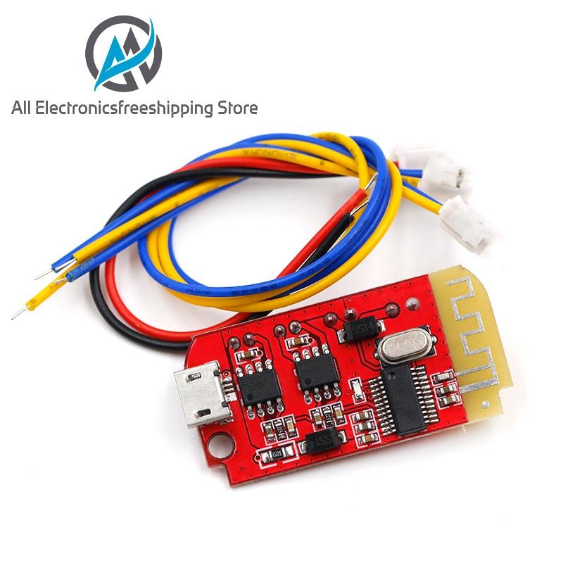 DC 3.7V 5V 3W Digital Audio Amplifier Board Double Dual Plate DIY Bluetooth Speaker Modification Sound Music Module