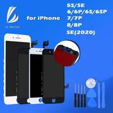 ЖК дисплей для iphone 8 7 6s 6 plus класс aaa