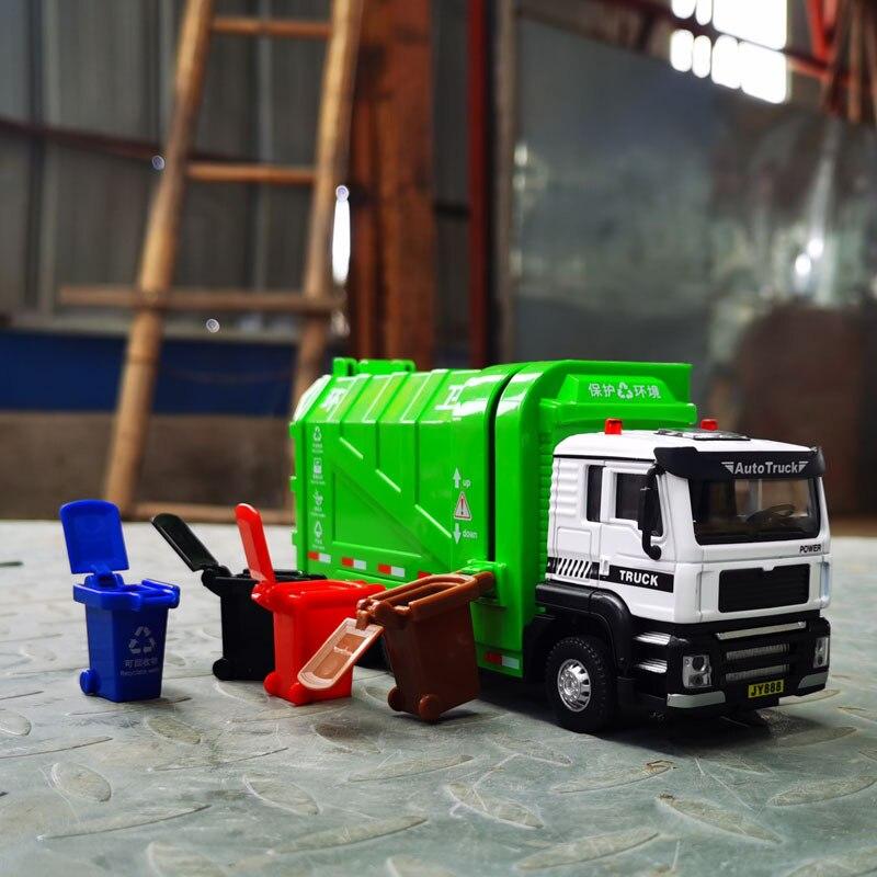 150 modelo caminhao lixo saneamento 04