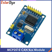MCP2515 CAN Bus Module Board TJA1050 Receiver SPI For 51 MCU ARM Controller NEW