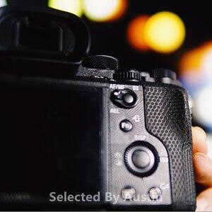 Image 4 - Camera Skin Decal Wrap Film Protector For Sony A7R2 A7RII A7S2 A7M2 A7SII A7II Alpha 7II Anti scratch Decal Sticker