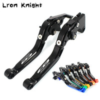 For HONDA CB650R CB 650R CB650 R 2019 2020 Motorycle Accessories CNC Aluminum Adjustable Folding Extendable Brake Clutch Levers