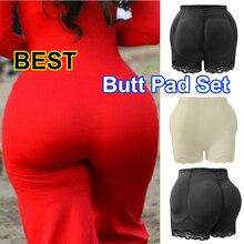 ผู้หญิงก้นยกกางเกง Body Shaper Fake Hip Shapewear ชุดชั้นในกางเกง Big BUTT Lifter Pads Enhancers Ass กางเกงชั้นใน Shapers