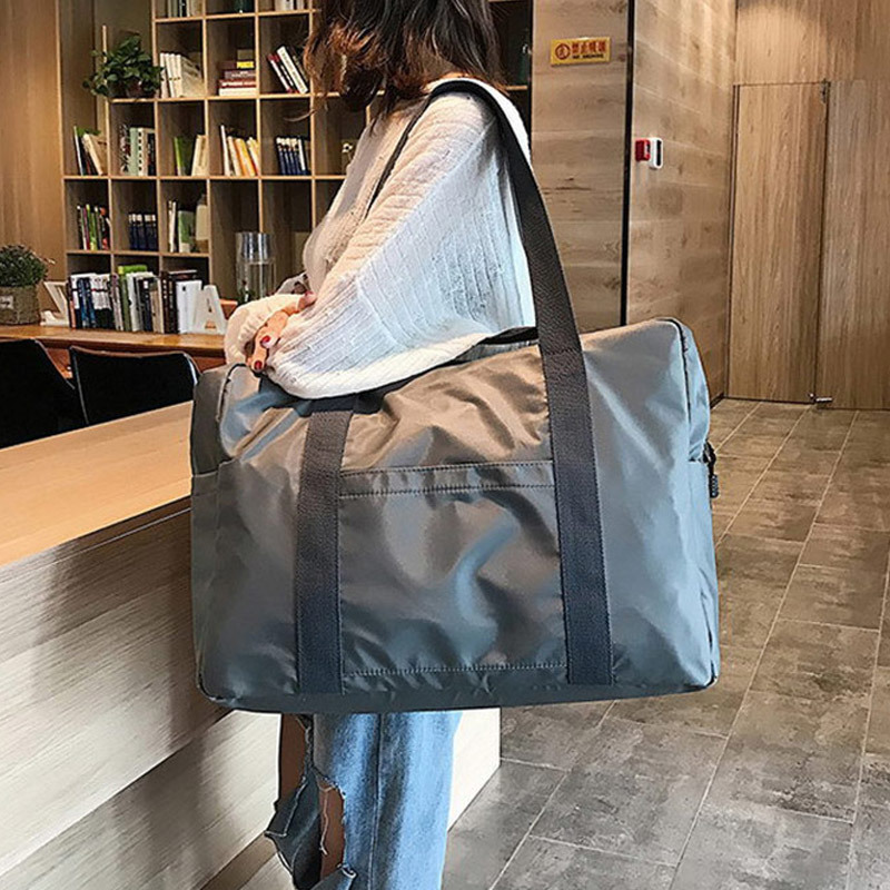 Women Travel Duffle Bags Oxford Travelling Bags Fashion Handbags Luggage Large Capacity Bag Packing Cubes Men Duffel Bag in Travel Bags from Luggage Bags