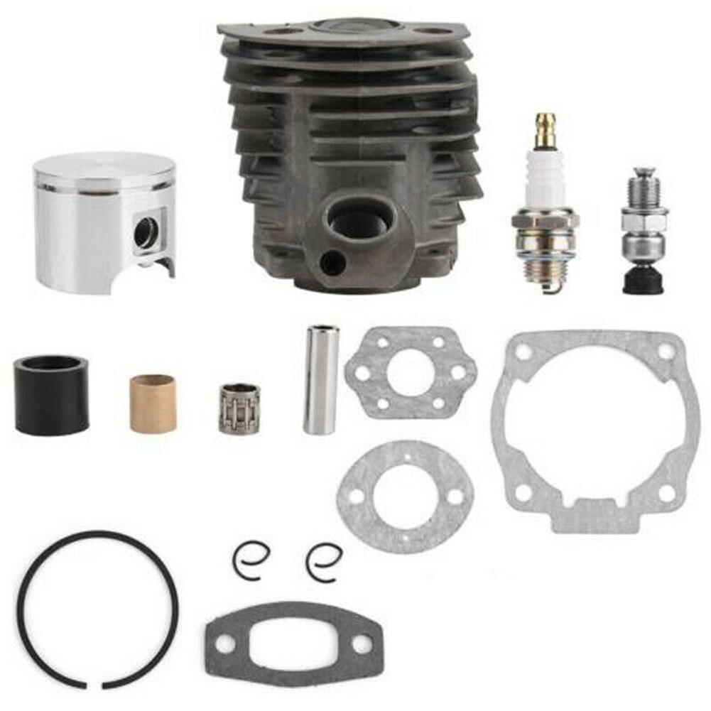 Запчасти для бензопилы, замена, прочный домашний цилиндр, поршень, Комплект прокладок, легкая установка, кольцо двигателя во внутренний