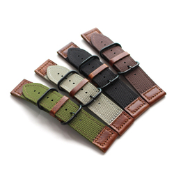 New Classic Nylon Watchbands, 18MM 20MM 22MM 24MM Nylon Strap for DW Multi-Color Watch bands Strap For Gear S3 GearS3