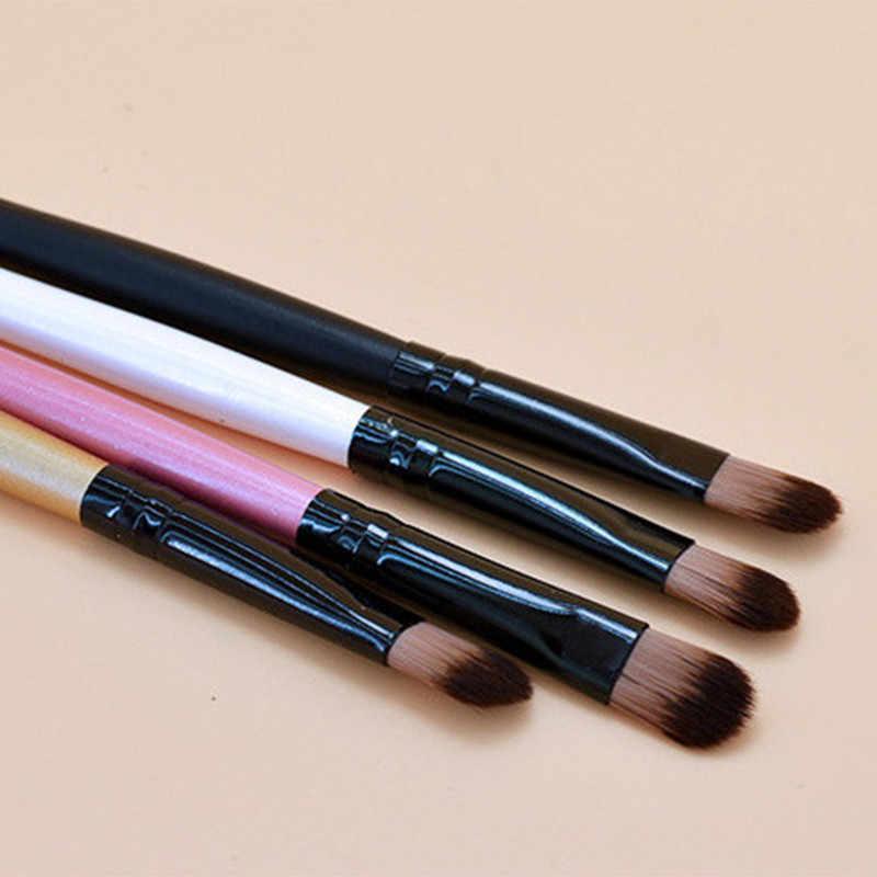 1 pièces pinceaux de maquillage professionnels pinceau pour les yeux fard à paupières nez Eyeliner pinceaux maquillage beauté cosmétiques outil pinceaux de maquillage