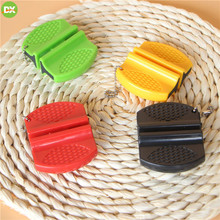 New Mini ABS Portable Outdoor Home Kitchen Blade Rod Tungsten Steel Camp Pockets Kitchen Knife Sharpener Tool Whetstone