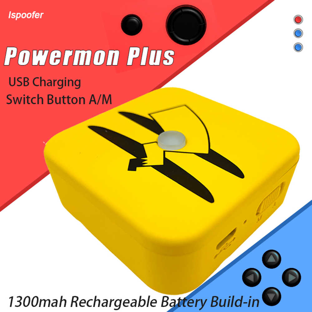 2019 Nieuwe! Powermon Auto Catch Voor Pokemon Gaan Plus Auto Smart Capture Voor Iphone 11 / 6 / 7 / 7 Plus / 8 IOS12 Android 8.0