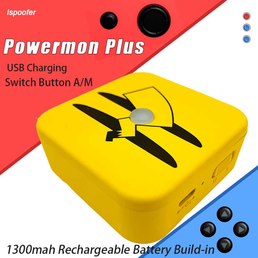 2019 ใหม่! PowermonอัตโนมัติจับสำหรับPokemon Go Plusอัตโนมัติแบบสมาร์ทสำหรับiPhone 11 / 6 / 7 / 7 Plus / 8 IOS12 Android 8.0