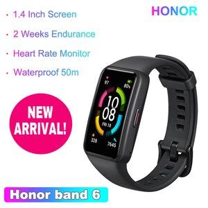 2020 Original Honor Band 6 Smart Bluetooth bracelet 1.47
