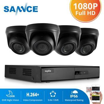 Купон Компьютеры и безопасность в ANNKE&SANNCE  CCTV  Security System со скидкой от alideals