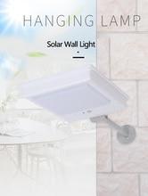 New Solar Garden Light  Motion Sensor Outdoor Wall Light Waterproof Led Solar Light Outdoors Solar Garden Light Aplique Exterior