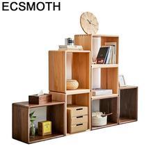 Decor Mobilya Estante Livro Estanteria Para Libro Meuble De Maison Libreria Wodden Retro Furniture Decoration Book Shelf Case