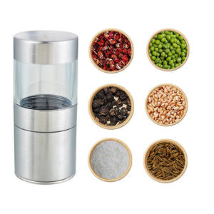 Grinder-Accessories Salt Pepper-Mill Grinding-Bottle Sauce-Grinder Seasoning Kitchen-Tool