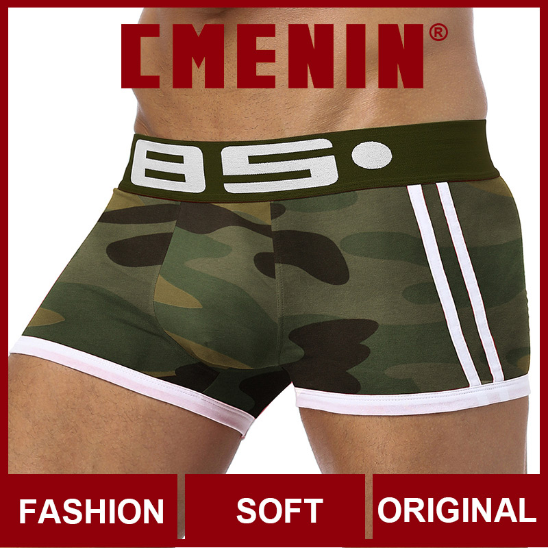 Quick Dry Cotton Sexy Men Underwear Boxer Shorts Free Shipping Long Boxer Mens Boxershorts Underware Boxers Male