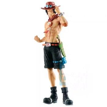 Original banpresto One Piece Ace Sasterlise oversea limited action figure PVC model toys