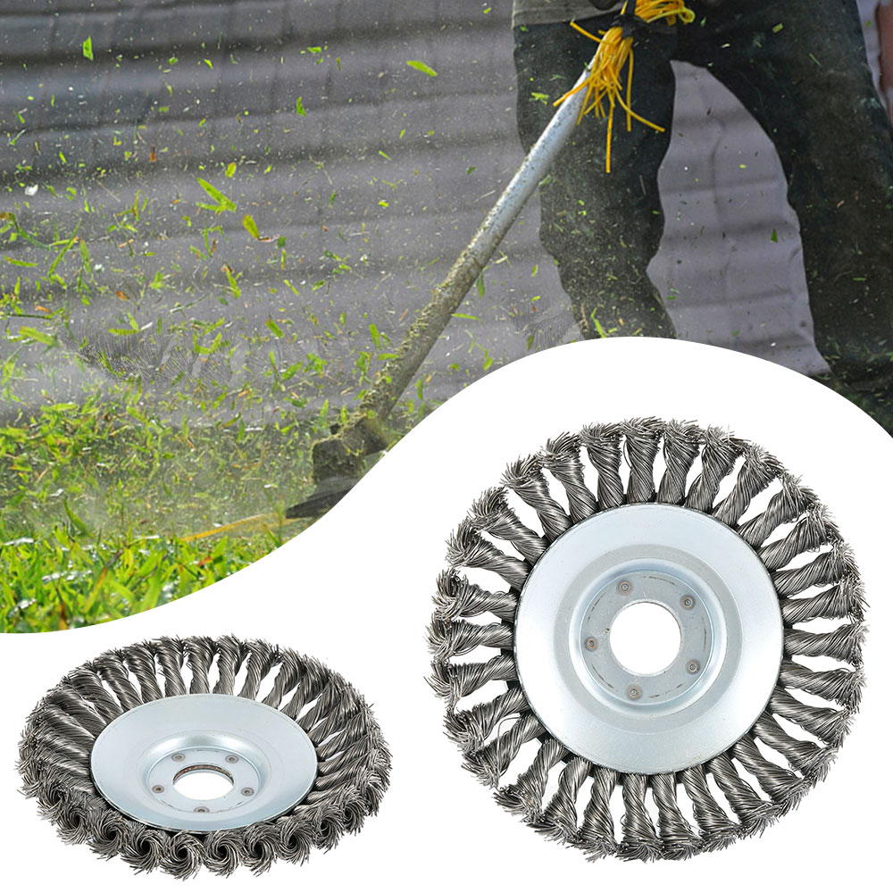 Steel Wire Weed Whacker Attachment