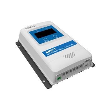 EPEVER-regulador Solar MPPT de batería Dual 10A 20A 30A DuoRacer, regulador de cargador solar DR2210N-DDS DR3210N-DDS 1206N 2