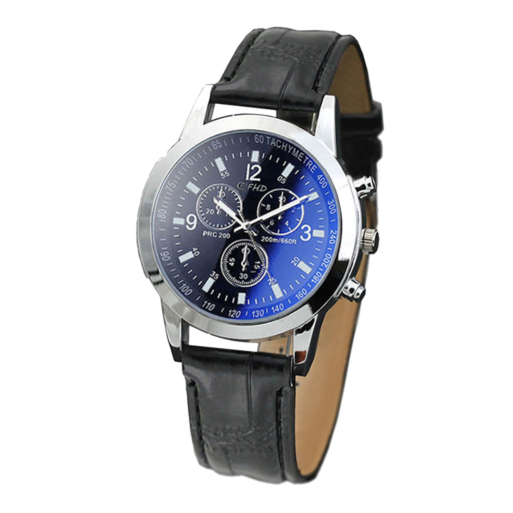 Men's Fashion Watches 2021 Buy Quartz Watches Ultra Leather