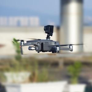 Image 3 - for DJI MAVIC Pro Drone OSMO POCKET Handle Gimbal/DJI osmo Action GOPRO Insta360 Expansion Kit Camera Fill Light Holder Mount