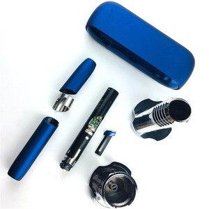 Image 2 - JINXINGCHENG strumento di smontaggio in metallo fai da te per IQOS 3.0 strumento di riparazione anello pulsante per IQOS 2.4 PLUS accessori custodia sostituibile