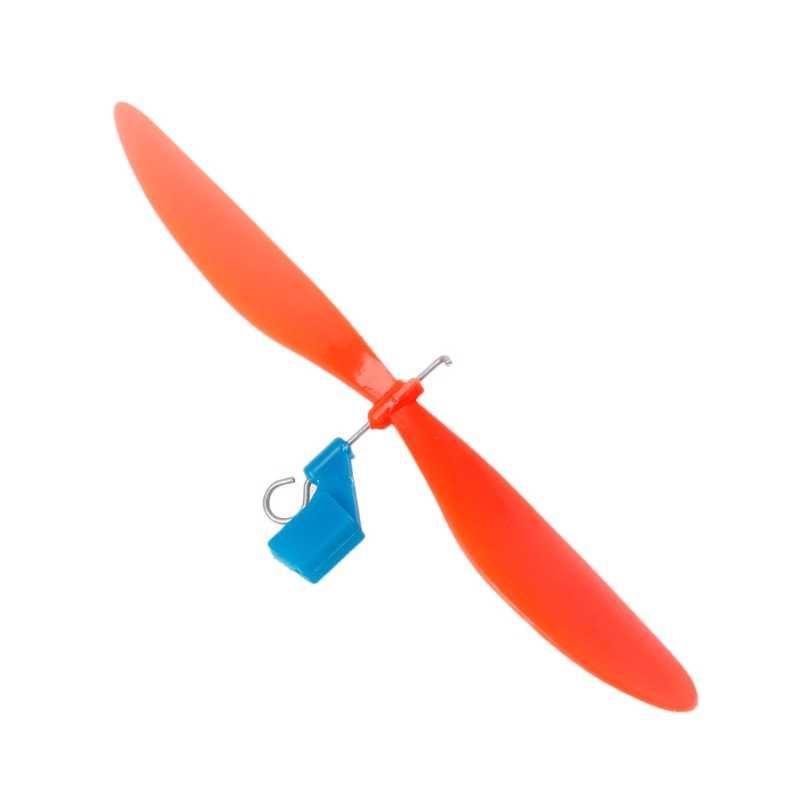 Lastik bant Powered planör uçan uçak uçak modeli DIY montaj uçak çocuk hediye