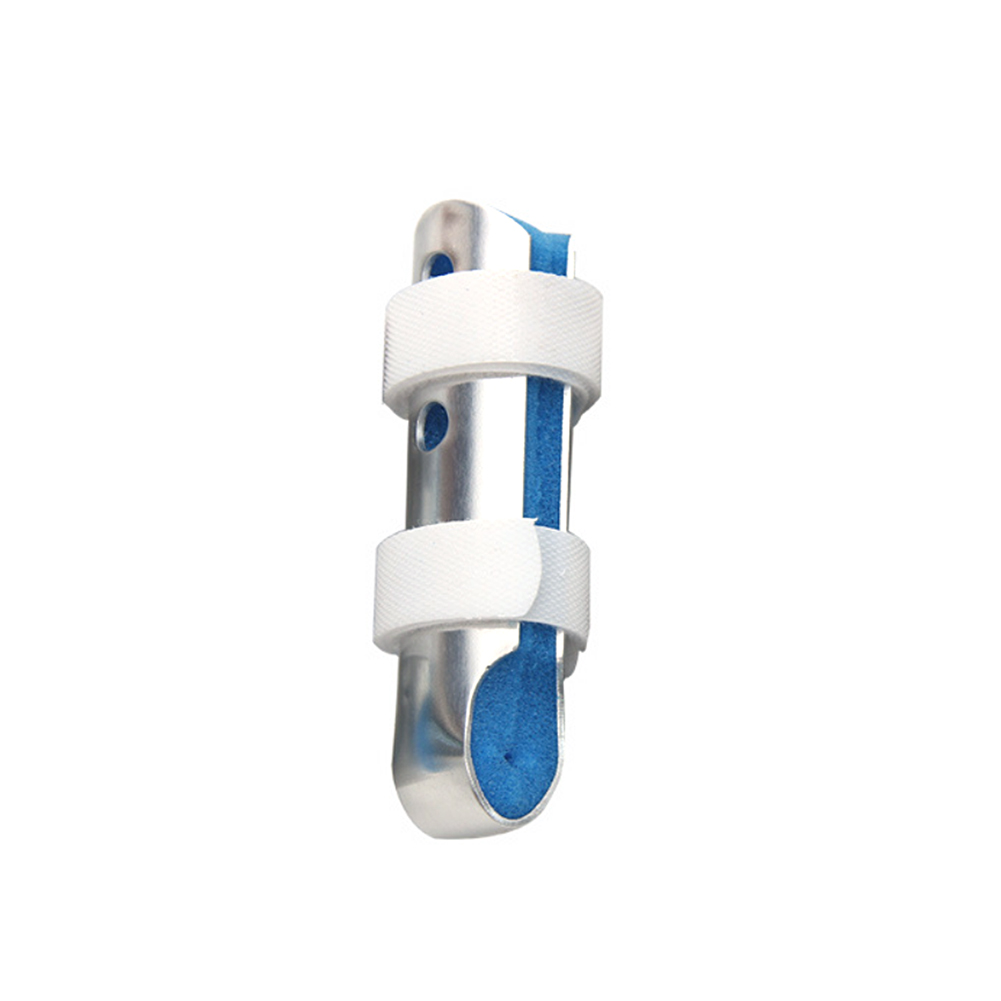 Finger Splint Adjustable Children Knuckle Immobilization Medical Soft Adults Tool Aluminum Alloy Fracture Protection Fixing