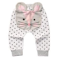 Sarouel pour nouveau-né, pantalon pour bébés, garçons et filles, Leggings longs, pantalon décontracté, longueur 0 à 24 mois, semelle élastique