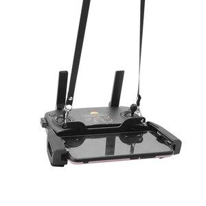 Image 5 - Dual haken Halterung Schnalle für DJI MAVIC 2 PRO Zoom Funken Air 2 Mavic Mini Zubehör Lanyard Sicherheit schlinge Seil Halterung