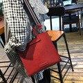 Weiche Tasche 2019 Neue Stil FRAUEN Tasche Herbst Und Winter Vielseitig Handtasche Glorious Aus Echtem Leder Vielseitige Aktentasche Crossbody B
