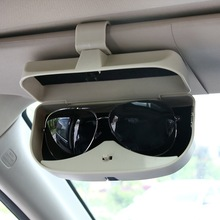 Vehicle-mounted spectacle box Automotive sunshade clip Multifunctional vehicle receiving