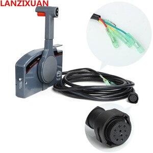 Подвесной пульт дистанционного управления 703-48207-11-00 703-48205-14-00 10P для лодочного двигателя Yamaha 703 703 703-48205-15-00