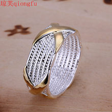 Qiongfu Magic X ring closed men and women jewelry fashion classic jewelry ethnic style X ring luxury brand jewelry